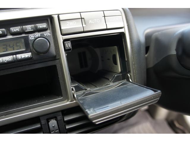 X 4WD カセットテープ ラジオ(44枚目)