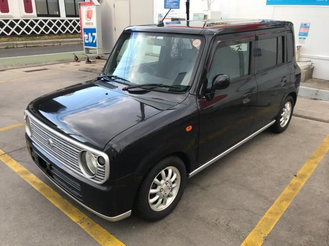 「スズキ」「アルトラパン」「軽自動車」「広島県」の中古車3
