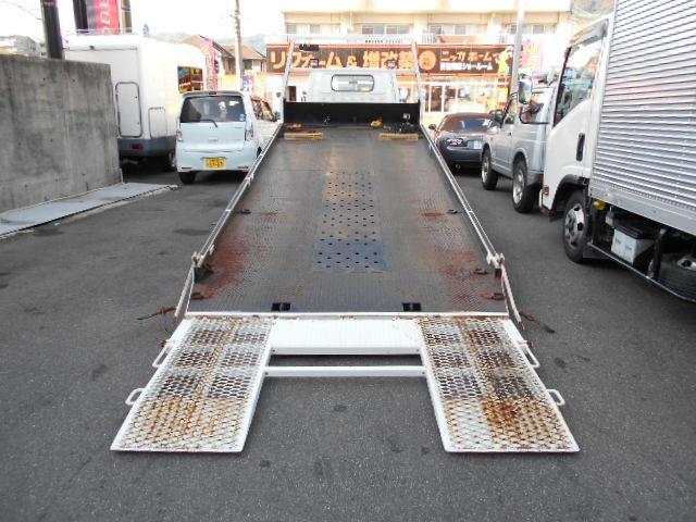 積載車 ローダー 2トン(5枚目)