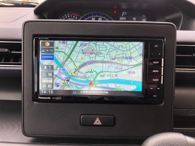 スズキ ワゴンR ハイブリッドFZ 安全装置 正規新車保証