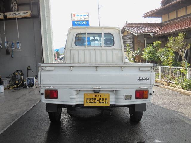 軽トラック エアコン パワステ 三方開 最大積載量350kg(3枚目)
