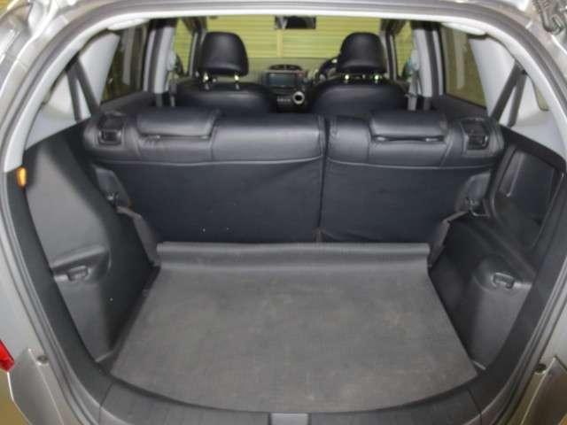 ホンダ フィット RS パイオニア製HDDナビ