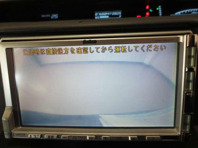 ホンダ ステップワゴン G Lパッケージ フローリングフロア HDDナビ