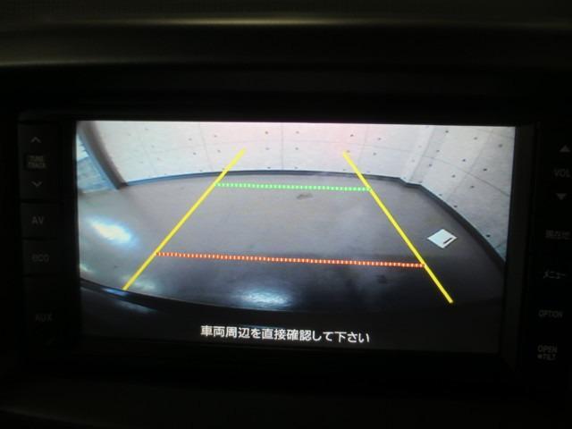 駐車が苦手な方もこれがあれば大丈夫!目視とモニターで駐車もラクラク♪