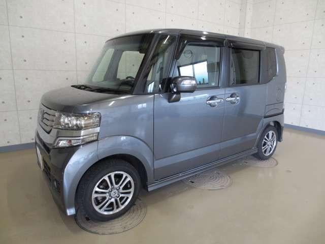 「ホンダ」「N-BOX+カスタム」「コンパクトカー」「鳥取県」の中古車5