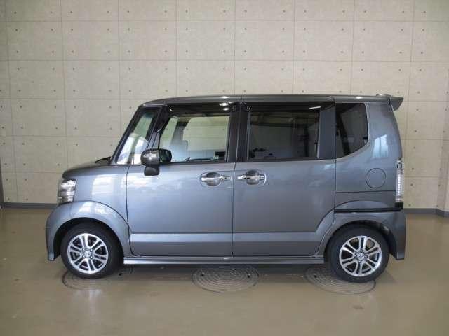 「ホンダ」「N-BOX+カスタム」「コンパクトカー」「鳥取県」の中古車7