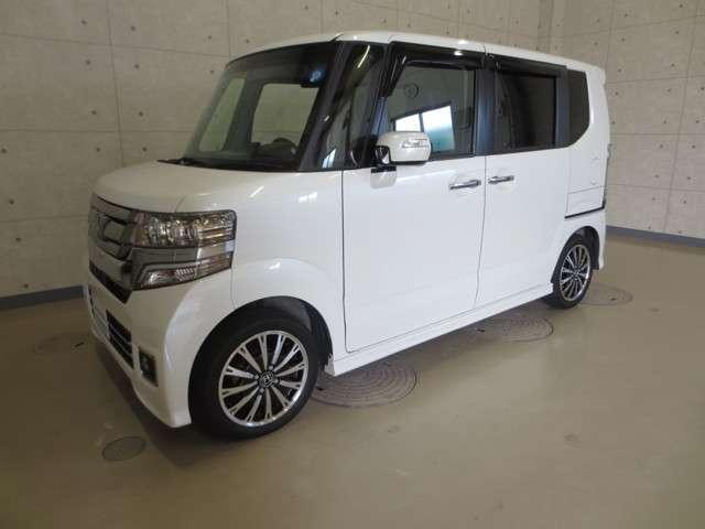 「ホンダ」「N-BOX」「コンパクトカー」「鳥取県」の中古車4