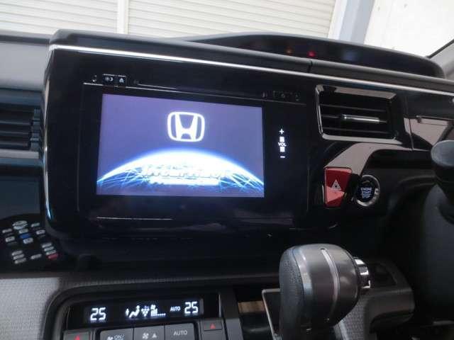 スパーダ 4WD 純製ナビ バックカメラ 衝突軽減ブレーキ 誤発進抑制 オートクルーズコントロール 両側電動スライドドア LEDヘッドライト Bluetooth CD DVD フルセグ リア席モニター(4枚目)