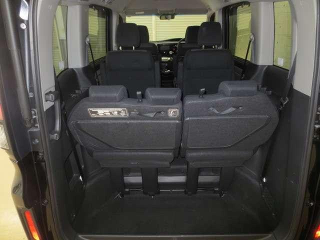 スパーダ 4WD 純製ナビ バックカメラ 衝突軽減ブレーキ 誤発進抑制 オートクルーズコントロール 両側電動スライドドア LEDヘッドライト Bluetooth CD DVD フルセグ リア席モニター(13枚目)