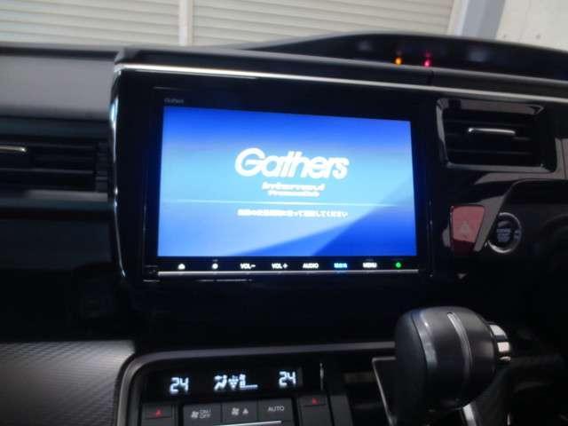 スパーダ・クールスピリット ホンダセンシング 9インチナビ CD DVD ミュージックサーバー Bluetooth ハンズフリーテレホン 11.6インチリア席モニター モニターリモコン オーディオリモコン 両側電動スライドドア サポカー(4枚目)