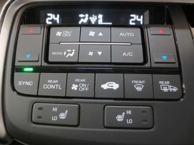 スパーダ・クールスピリット ホンダセンシング 9インチナビ CD DVD ミュージックサーバー Bluetooth ハンズフリーテレホン 11.6インチリア席モニター モニターリモコン オーディオリモコン 両側電動スライドドア サポカー(19枚目)