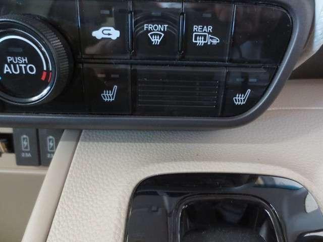 G・Lホンダセンシング 4WD サポカー 運転席・助手席シートヒーター オーディオレス ETC 追突軽減ブレーキ アダプティブクルーズコントロール レーンキープアシスト 左側電動スライドドア LEDヘッドライト オートライト(14枚目)