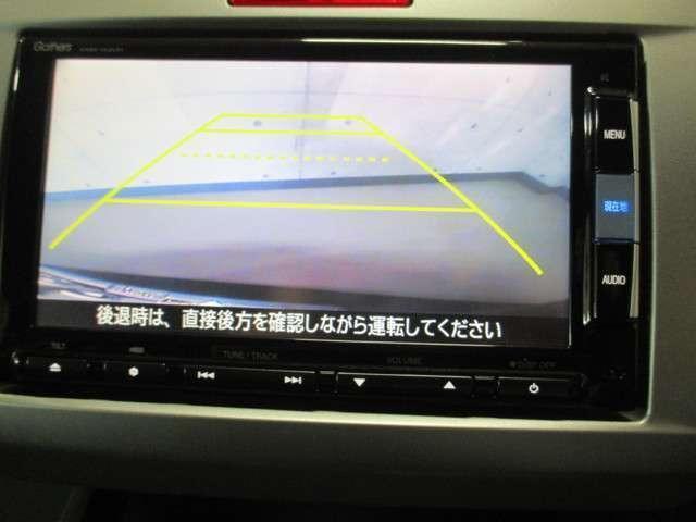 G ジャストセレクション 純正7インチナビ リアカメラ ETC DVD CD TV ミュージックラック SD Bluetoothオーディオ 左側電動スライドドア ホンダスマートキー ディスチャージヘッドライト オートライト(6枚目)