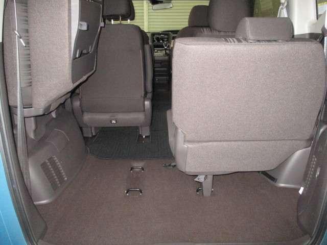G 4WD 両側電動スライドドア 衝突軽減ブレーキ 誤発進抑制機能 車間距離感知 レーンキープ オーディオレス リアカメラ ETC オーディオリモコン 運転席助手席シートヒーター(10枚目)