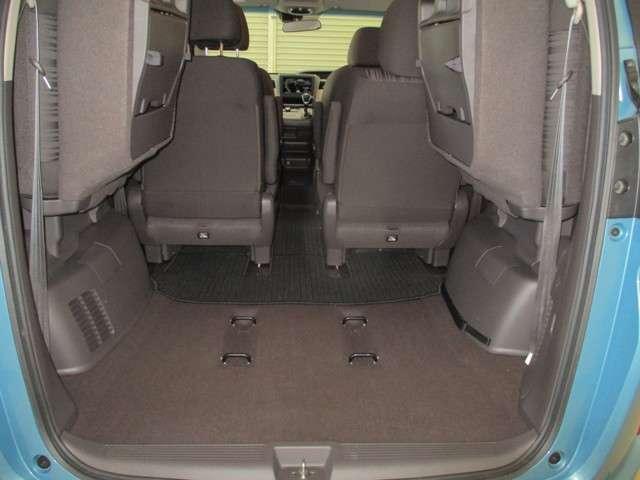 G 4WD 両側電動スライドドア 衝突軽減ブレーキ 誤発進抑制機能 車間距離感知 レーンキープ オーディオレス リアカメラ ETC オーディオリモコン 運転席助手席シートヒーター(11枚目)