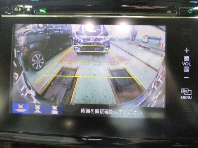G・EX サイドリフトアップシート車 純正7インチナビ リアカメラ DVD 地デジ CD USB HDMI Bluetooth 両側電動スライドドア サイドエアバッグ ホンダセンシング ETC オートライト(21枚目)