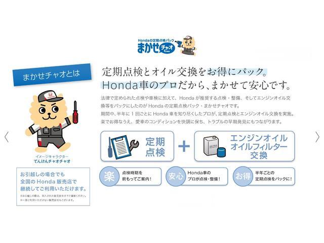 G・EX サイドリフトアップシート車 純正7インチナビ リアカメラ DVD 地デジ CD USB HDMI Bluetooth 両側電動スライドドア サイドエアバッグ ホンダセンシング ETC オートライト(23枚目)