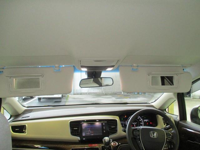 G・EX サイドリフトアップシート車 純正7インチナビ リアカメラ DVD 地デジ CD USB HDMI Bluetooth 両側電動スライドドア サイドエアバッグ ホンダセンシング ETC オートライト(37枚目)