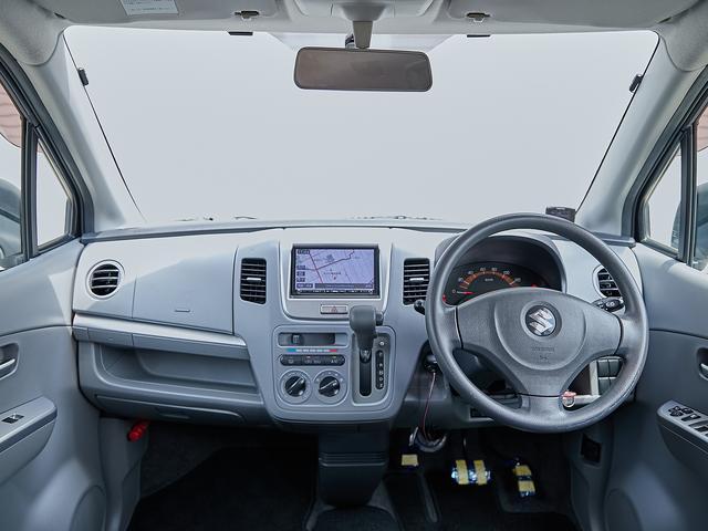 FXリミテッド SDナビ ETC 軽自動車 全国対応1年保証(3枚目)