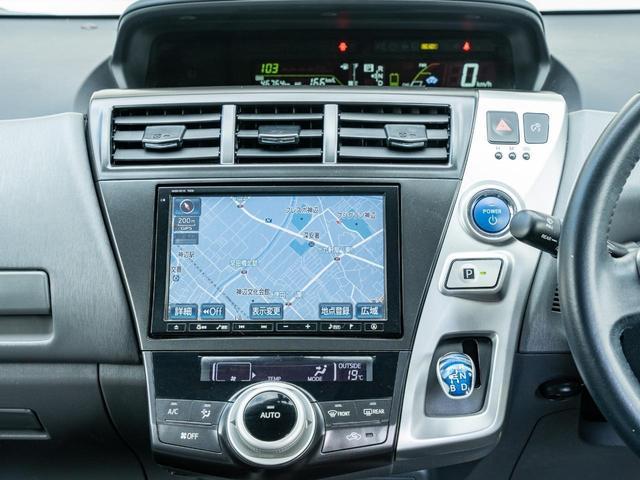 G HDDナビ フルセグ DVD Bluetooth ETC バックカメラ 室内除菌 シートクリーニング 全国1年保証(41枚目)