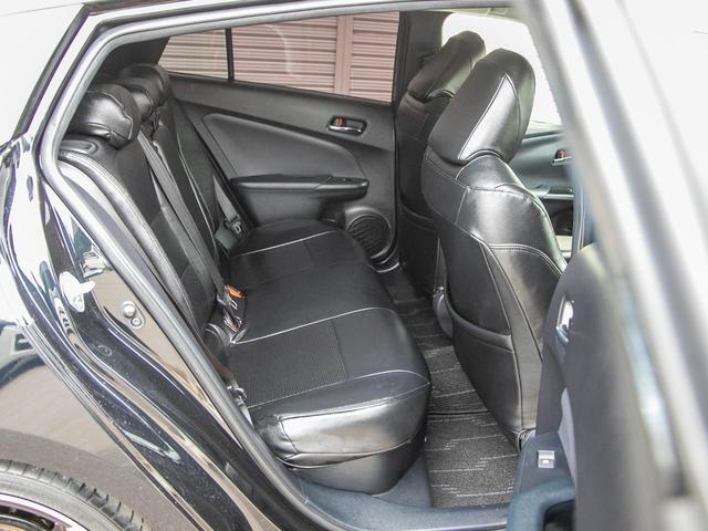 Sセーフティプラス エアロ 車高調 19インチ シートカバー  ナビ フルセグ Bluetooth バックカメラ ETC 室内除菌 シートクリーニング  全国2年保証(29枚目)