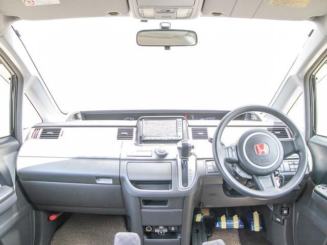 HDDナビ スタイル セレクト ナビ フルセグ 後席モニター 車高調 19インチ 両側電動 ETC(27枚目)