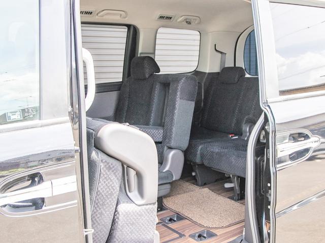 HDDナビ スタイル セレクト ナビ フルセグ 後席モニター 車高調 19インチ 両側電動 ETC(45枚目)