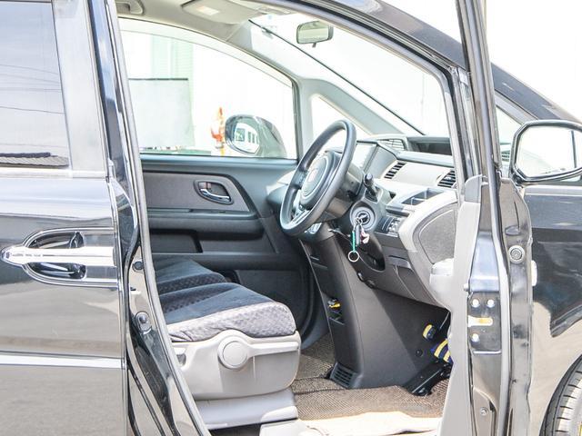 HDDナビ スタイル セレクト ナビ フルセグ 後席モニター 車高調 19インチ 両側電動 ETC(53枚目)