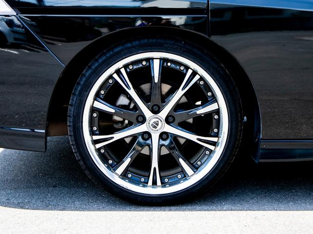 HDDナビ スタイル セレクト ナビ フルセグ 後席モニター 車高調 19インチ 両側電動 ETC(63枚目)