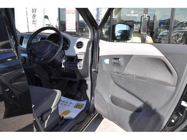 スズキ ワゴンR FX キーレスキー 純正CDオーディオ レーダーブレーキ装着
