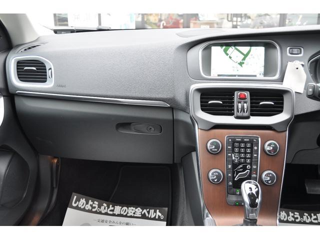 ボルボ ボルボ V40 T3 インスクリプション スマートキー HDDナビ ETC