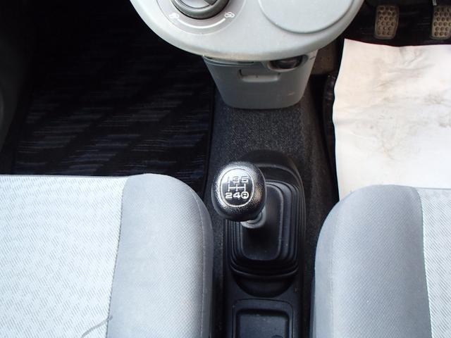 L 5速マニュアル 13インチAW キーレス 軽自動車(17枚目)