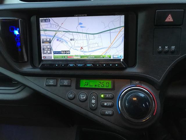 G モデリスタエアロ カロッツェリアナビ Bluetooth接続 地デジTV バックカメラ ETC付き スマートキー&プッシュスタート シートカバー(6枚目)