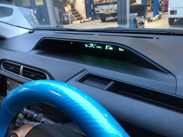 G モデリスタエアロ カロッツェリアナビ Bluetooth接続 地デジTV バックカメラ ETC付き スマートキー&プッシュスタート シートカバー(24枚目)