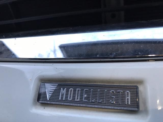 G モデリスタエアロ カロッツェリアナビ Bluetooth接続 地デジTV バックカメラ ETC付き スマートキー&プッシュスタート シートカバー(39枚目)