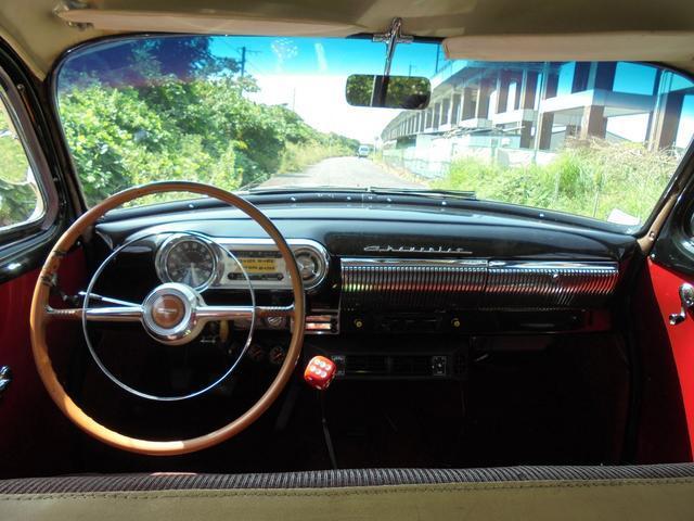シボレー シボレー ワゴン 1954モデル Fディスク マスタングII 5MT