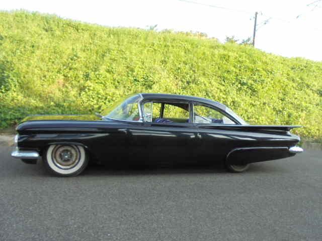 シボレー シボレー ビスケイン 1959モデル 2ドア エアサス スムージング