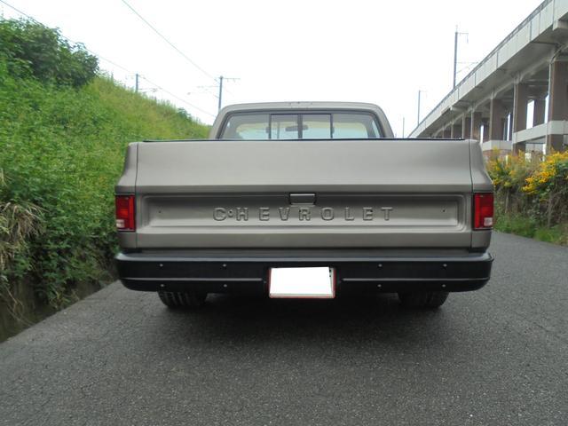 シボレー シボレー C-10 1977モデル ショートベッド エアコン Fディスクブレーキ