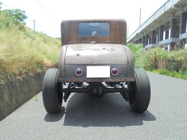 1927年 model A coupe Hotrod V8(3枚目)