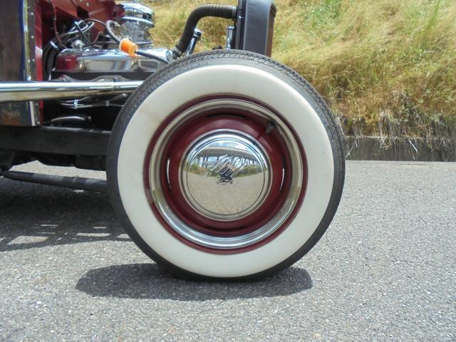 1927年 model A coupe Hotrod V8(18枚目)