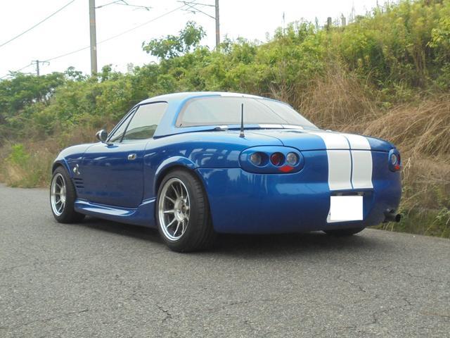VS 6速MT ターボ  Cobra仕様 車高調 キーレス(5枚目)