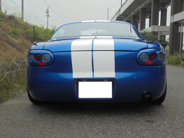 VS 6速MT ターボ  Cobra仕様 車高調 キーレス(7枚目)