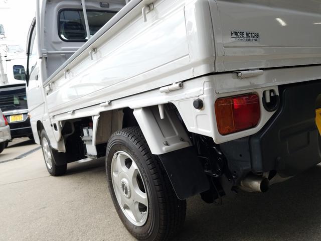 TB 4WD 5MT エアコン パワーステアリング 禁煙車(19枚目)