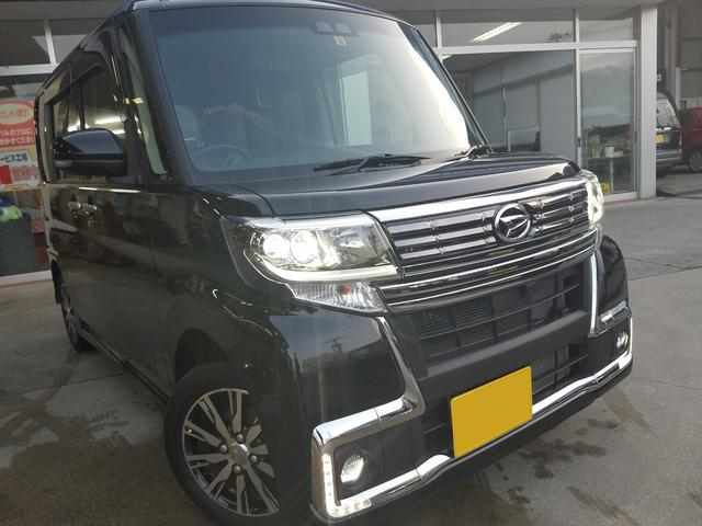 カスタムX トップエディションリミテッドSAIII ナビTV(5枚目)