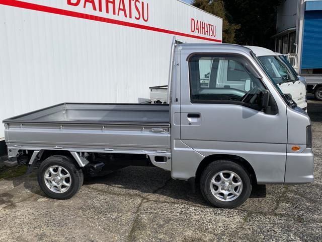 「スバル」「サンバートラック」「トラック」「広島県」の中古車4