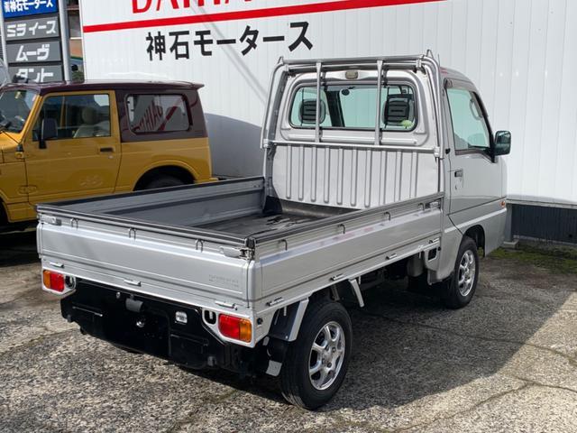 「スバル」「サンバートラック」「トラック」「広島県」の中古車8