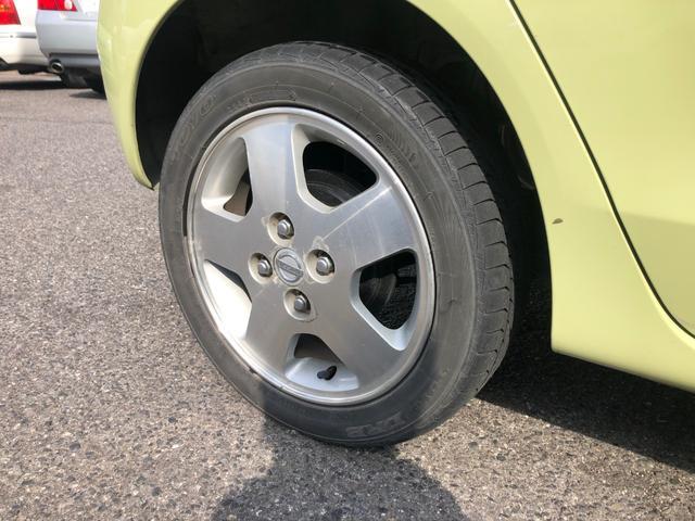F 下取車 禁煙車 タイヤ4本新品(20枚目)