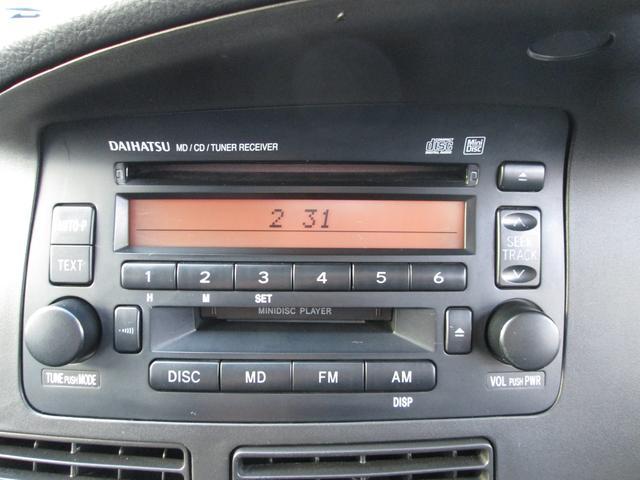 ダイハツ ムーヴ カスタム Xリミテッド HID キーレス CD アルミ