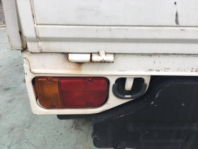 スバル サンバートラック エアコン パワステ