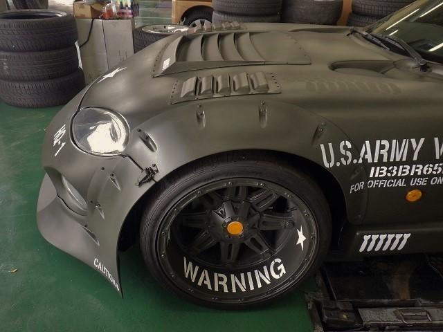 ダッジ ダッジ バイパー RT/10 US ARMY STAFF CAR仕様